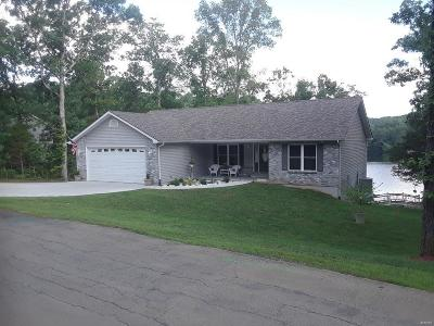 Jefferson County, Madison County, St Francois County Single Family Home For Sale: 1041 South Lakeview Drive