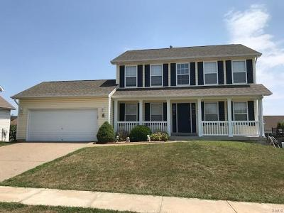 Wentzville MO Single Family Home Coming Soon: $247,900