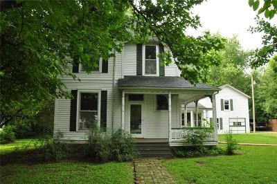 Farmington Single Family Home For Sale: 310 West 1st Street