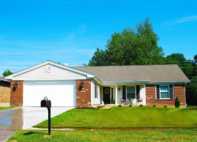 Chesterfield Single Family Home For Sale: 14332 Rainy Lake Drive