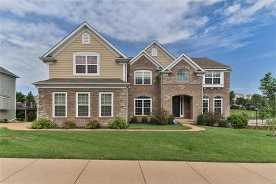 Chesterfield Single Family Home For Sale: 407 Oak Stand