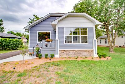 Jerseyville Single Family Home For Sale: 506 West Pearl Street