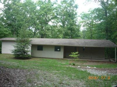 Wright City Single Family Home For Sale: 22932 Abrolat Road