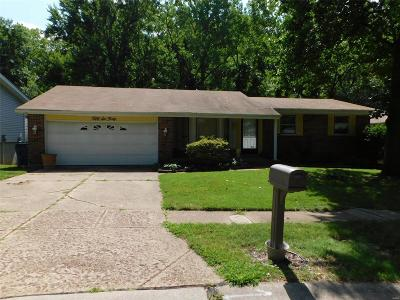 St Louis MO Single Family Home For Sale: $169,900