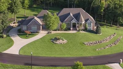 O'Fallon Single Family Home For Sale: 970 Stonecastle