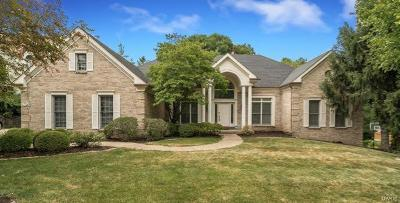 Town and Country Single Family Home For Sale: 14310 Manderleigh Woods