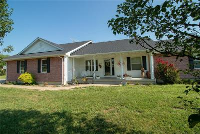 Park Hills, Desloge Single Family Home For Sale: 105 Trail Ridge