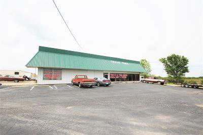 Warrenton Commercial For Sale: 24201 Northwest Service Road