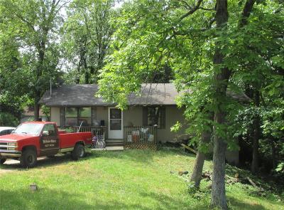 Jefferson County Single Family Home For Sale: 9606 Ridge Road