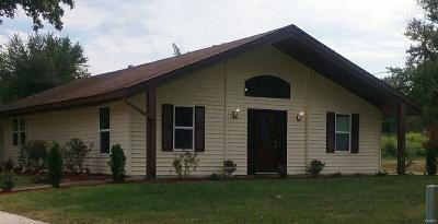 Jerseyville Single Family Home For Sale: 906 East Prairie