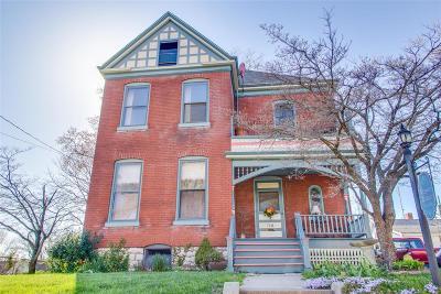 Alton, Godfrey Single Family Home For Sale: 718 Mechanic Street