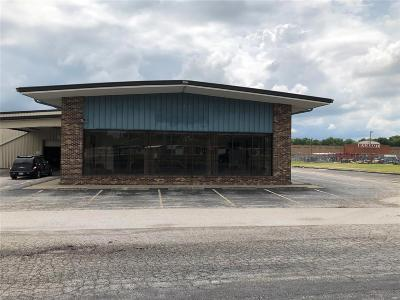 Commercial For Sale: 1450 East City Route 40
