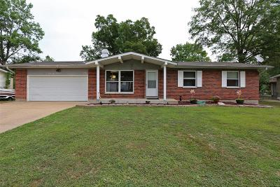 Arnold Single Family Home For Sale: 2326 Boeing Drive