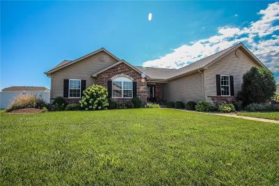 O'Fallon Single Family Home For Sale: 6802 Cabot