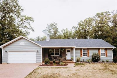 Troy Single Family Home For Sale: 61 Bickel Hollow Road