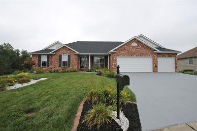 Maryville Single Family Home For Sale: 156 Oak Hill