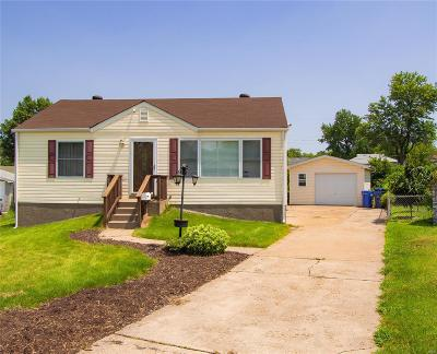 Single Family Home For Sale: 6004 Nevis Court