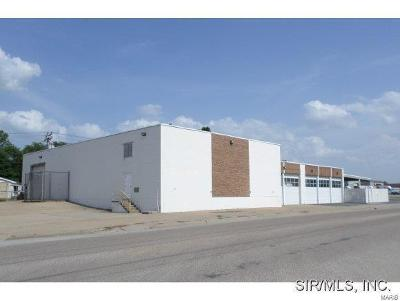 Wood River Commercial For Sale: 305 North Old St Louis Road North