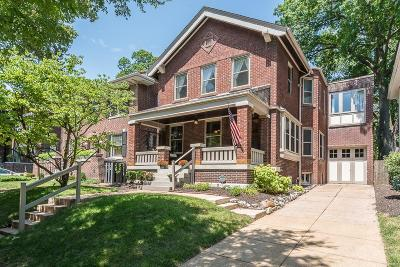 University City Single Family Home For Sale: 7133 Waterman Avenue