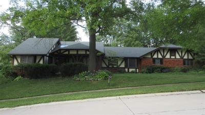 Chesterfield Single Family Home For Sale: 13495 Cedar Bridge Road