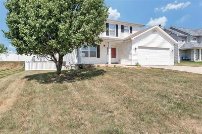 Troy Single Family Home For Sale: 111 Glen Forest Drive