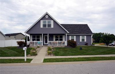 Caseyville Single Family Home For Sale: 813 Jessica Drive