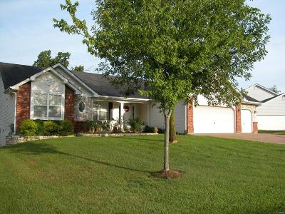 St Charles Single Family Home For Sale: 4005 Kim Kelly