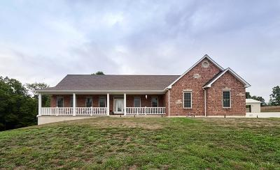 Lincoln County, Warren County Single Family Home For Sale: 209 Fred Norton Road