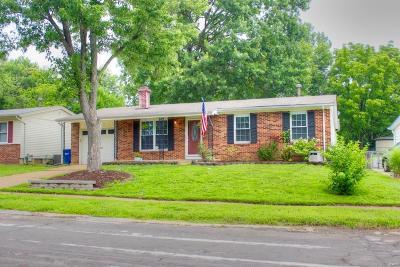 Fenton Single Family Home For Sale: 1831 San Lucas