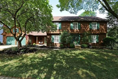 Chesterfield Single Family Home For Sale: 1528 Candish Lane