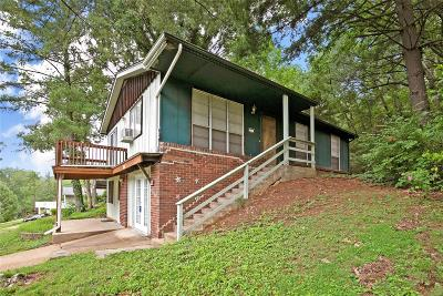Single Family Home For Sale: 5929 Ozark Drive