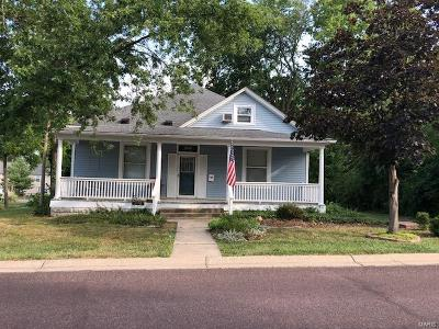 Troy Single Family Home For Sale: 520 Boone
