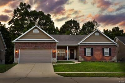 Imperial Single Family Home For Sale: 5349 Amber Meadows Drive