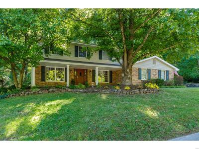 ST CHARLES Single Family Home For Sale: 324 Clarendon Lane