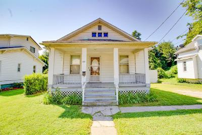 Alton Single Family Home For Sale: 411 Augusta Street