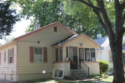 Single Family Home For Sale: 7026 Melrose Avenue