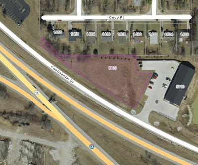 Wentzville Commercial For Sale: 1310 Continental Drive (Lot 2)