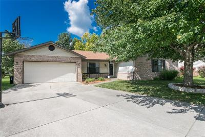 Single Family Home For Sale: 120 Huntwood Court