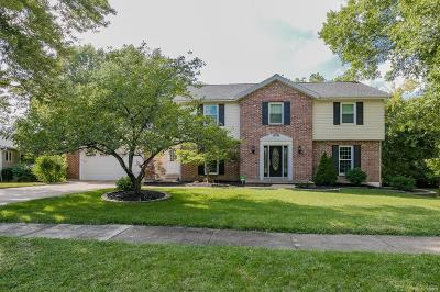 Chesterfield Single Family Home For Sale: 16027 Park Forest Court