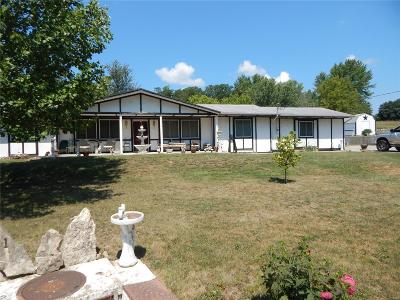 Franklin County Single Family Home For Sale: 421 Lake Shore