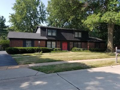 Chesterfield Single Family Home For Sale: 14524 Pembury Drive