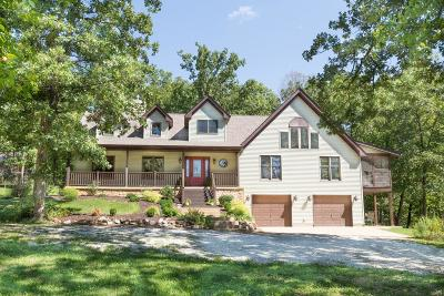 Lonedell, Luebbering Single Family Home For Sale: 3746 Yellow Dog Road