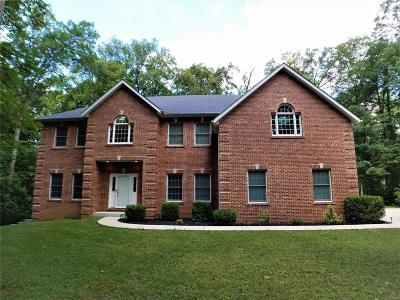 Millstadt Single Family Home For Sale: 10 Algonquin Dr