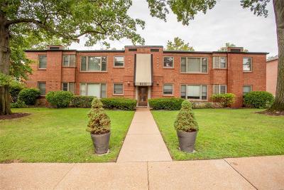 Condo/Townhouse For Sale: 8111 Roxburgh Drive #1NE