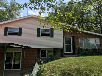 Godfrey IL Single Family Home For Sale: $65,000