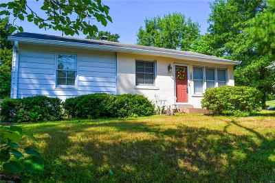 Single Family Home For Sale: 100 Chatwood Terr