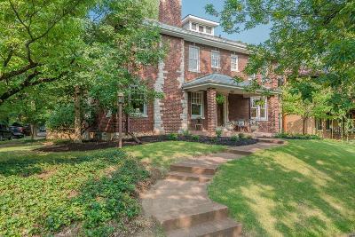 Single Family Home For Sale: 629 Midland Boulevard
