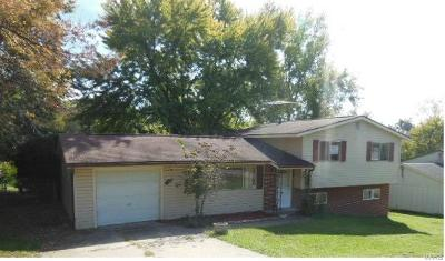 St Charles County Single Family Home For Sale: 6 Colgate Circle