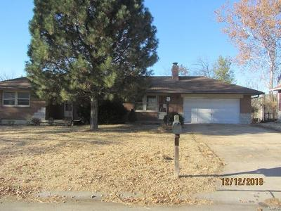 Single Family Home Contingent No Kickout: 3557 Forest Dale Drive