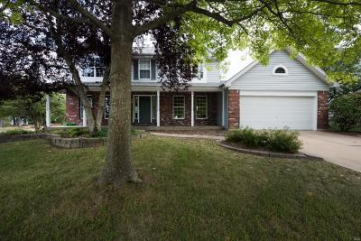 O'Fallon Single Family Home For Sale: 7302 The Cedars Drive